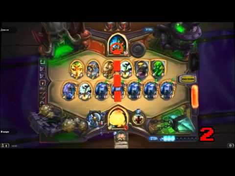 Hearthstone Top 5 Plays of the Week Episode 40