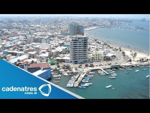 Puerto de Veracruz, Veracruz. De Tour  09/08/14