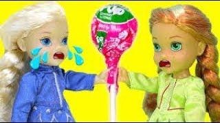 Elsya and Annya quarral |  ep1| boom boom kids
