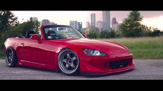 Honda S2000 Burnout