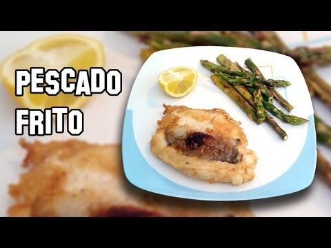 Recetas de Cocina | Como Hacer Pescado Frito Rebozado