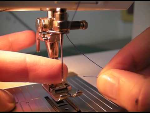 Threading Bernina 1008
