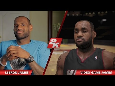 NBA 2K14 Next Gen Reveal