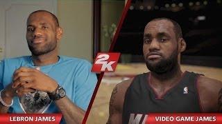 NBA 2K14 - Next Gen Reveal