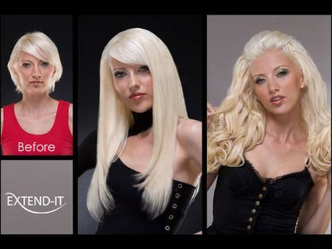How to put in hair extensions for very short hair trendy how to put in hair extensions for very short hair pmusecretfo Image collections