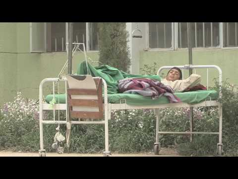 Afghanistan: war zone hospital
