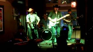 Ghost Riders In The Sky, performed by Ron Hotstream and the F-Holes