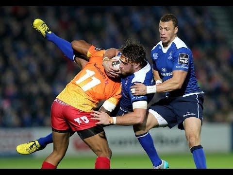 Leinster v Scarlets Highlights – GUINNESS PRO12 2015/16