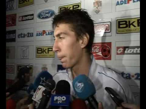 Costel Pantilimon (FC Timişoara) - 5 august 2009