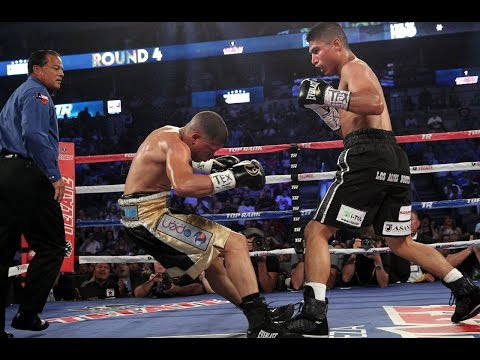 Knockout Mikey Garcia vs Juan Manuel Lopez / Нокаут Мигель Анхель Гарсия vs Хуан Мануэль Лопес