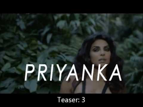Hot & Sexy Priyanka Chopra In Video Teasers For Exotic video