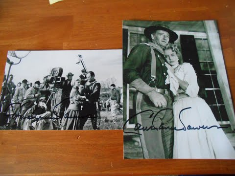 TTM Autograph Mail Day Recap Ep. #703 The Horse Soldiers TTM Success
