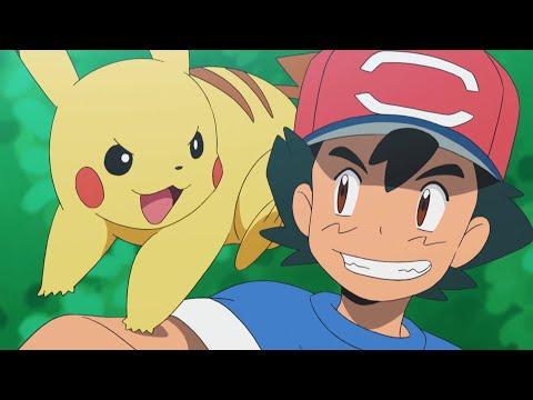 An All-Out Battle Royal   Pokémon the Series: Sun & Moon—Ultra Legends   Official Clip