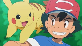 An All-Out Battle Royal | Pokémon the Series: Sun & Moon—Ultra Legends | Official Clip