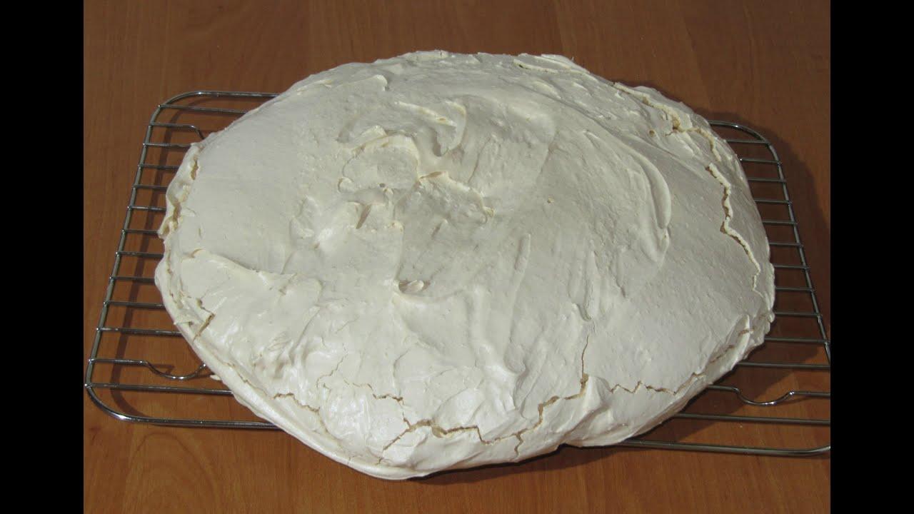 Простой рецепт безе для торта в домашних условиях 378