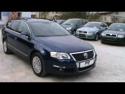 2006 VW Passat Variant 2.0 TDI Comfortline Full Review.Start Up. Engine. and In Depth Tour
