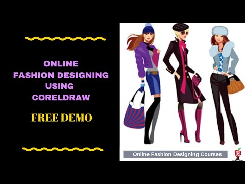 01- Fashion Designing - Introduction - Free Demo Class