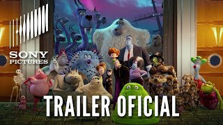 Hotel Transilvânia 3 - Férias Monstruosas | Trailer Oficial (Dublado)