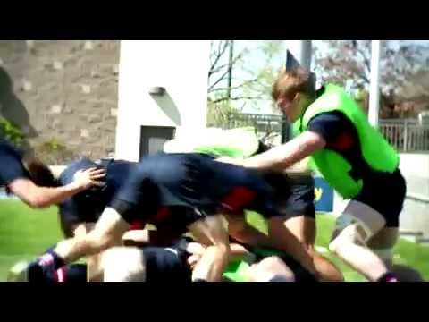 USA Rugby Rising -- Webisode #3: Fuel Like An Eagle
