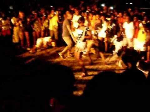 Akuaffo Hall Beach Party 2010 - Sexy Dance Competition (university Of Ghana) video