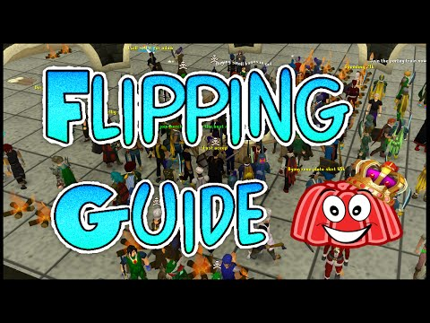 Runescape 2007 – Flipping Guide – Make Millions!