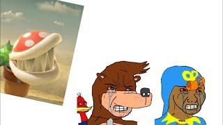 Super Smash Bros. Ultimate Piranha Plant Reveal [Director's Cut]
