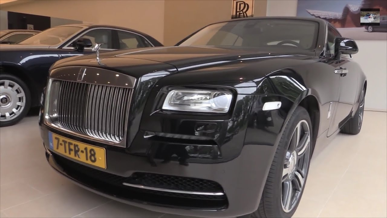 Rolls Royce Wraith Video Review Rolls Royce Wraith 2015 in