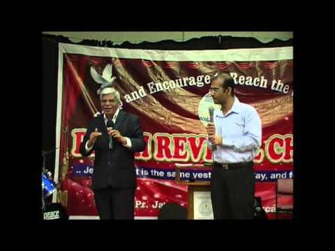 World Events and End Times Bible Study by Pastor Paul Gopalakrishnan Part 3/3