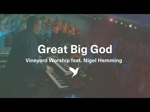Our God Is A Great Big God - Official From The Great Big God Live Dvd video