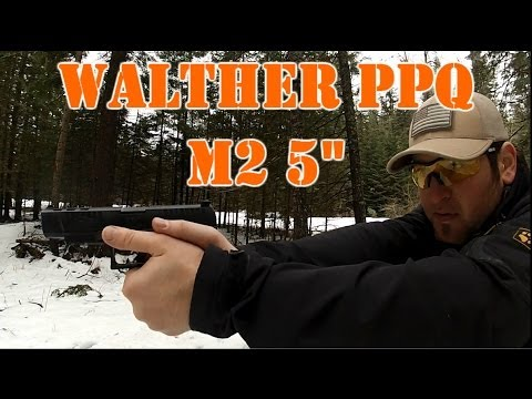 Walther PPQ M2 5 Inch Review: 9mm Long Slide Pistol (5