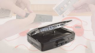 How to use a portable cassette player in 2019