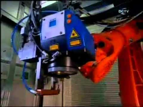 Robot kaynak