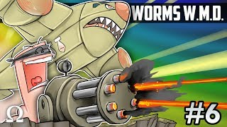 MOST HILARIOUS TURRET PLAYS EVER!   Worms W.M.D. #6 Ft. Jiggly, Chilled, Sattelizer, Swag