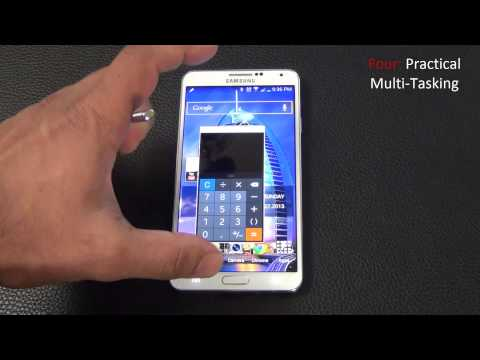 Samsung Galaxy Note 3 III Tips and Tricks You MUST Know