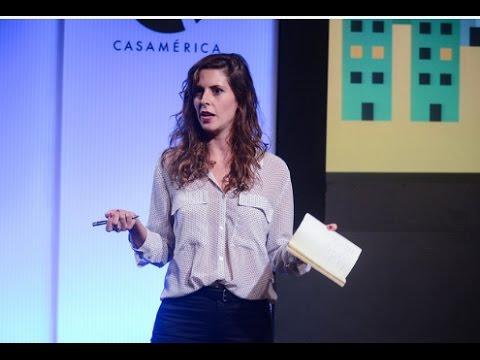 Cultura en la nube: Bárbara Santa Cruz