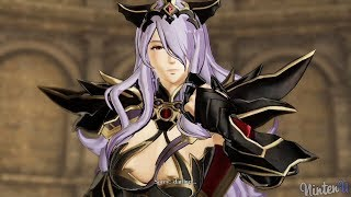 Fire Emblem Warriors - All Characters Victory Animations