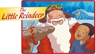 The Little Reindeer - Christmas Special for kids   Cartoon for kids