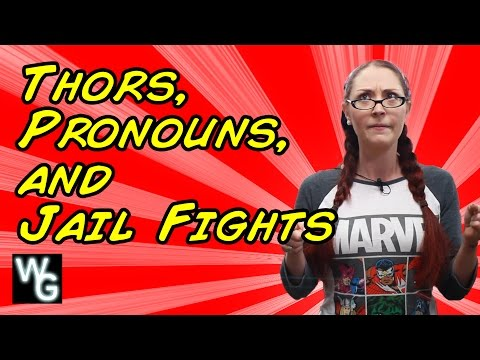 Thors and Pronouns - New Comics for January 28th