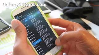 ParanoidAndroid ICS ROM for Rooted Galaxy S3 i9300! [Tablet Hybrid]