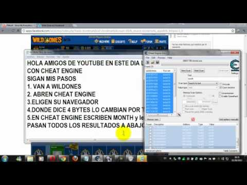 Hack de Member x15 Meses Con Cheat Engine