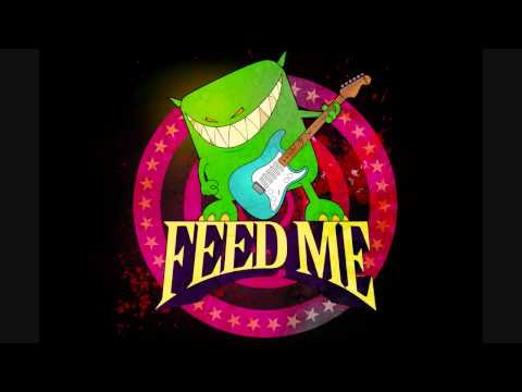 Rogues - Not So Pretty (Feed Me Remix) (HQ)