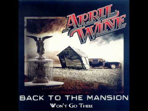 April Wine - Wont Go There
