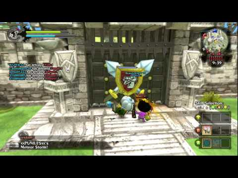 Happy Wars Toylogic Microsoft Studios SasmimiX SashimiX 2