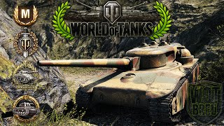 World of Tanks - T28 Concept - 9 Kills - 5.6k Damage - 1vs5 [Replay|HD]