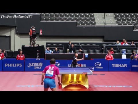 The Awesomeness in Table Tennis