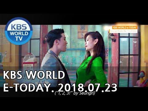 KBS WORLD e-TODAY [ENG/2018.07.23]