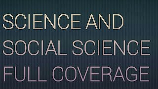 SCIENCE AND SOCIAL SCIENCE FULL COVERAGE ON WWW.ODISHATEACHER.COM