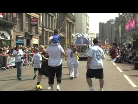 The Lord Mayors Parade 2010