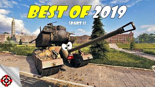 World of Tanks - Funny Moments   BEST OF 2019! (Part 1, WoT best of)
