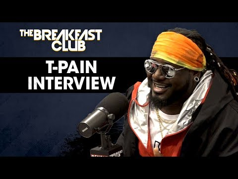 T-Pain On The Birth Of Autotune, Cash Money Debts, New Music + More